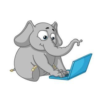 Elephant on a computer.jpg