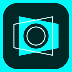 Adobe Scan app logo.